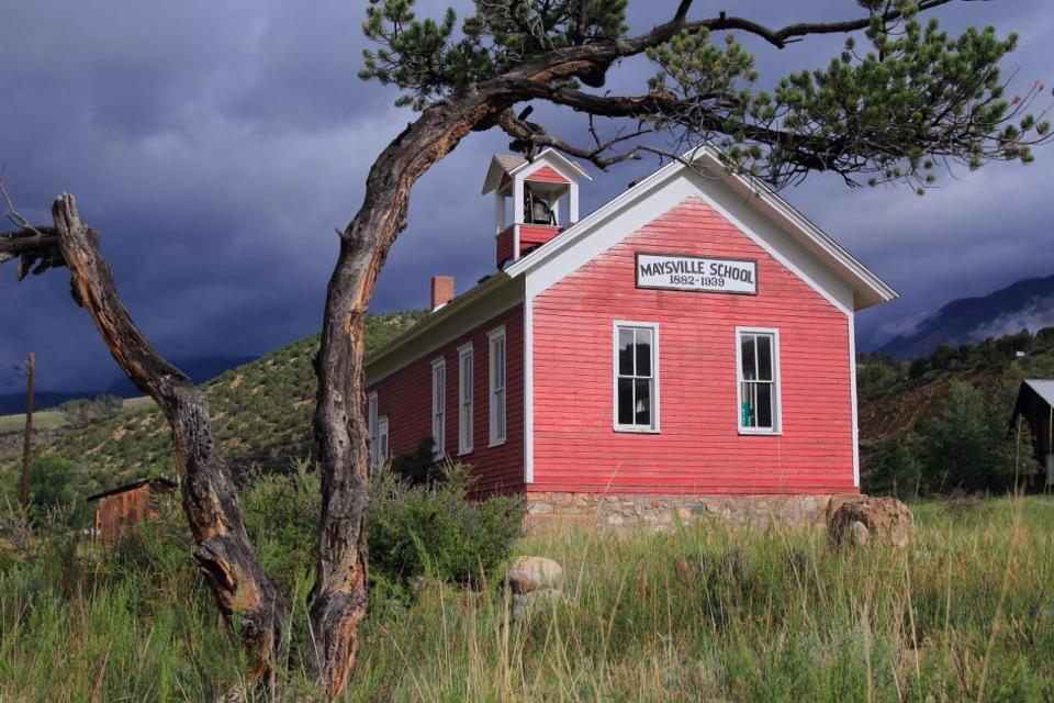 Schoolhouse (Credit: Greg Quirin)