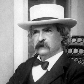 Twain: Really good books make all the difference
