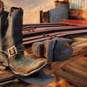 Quick write: These boots were made for talkin'