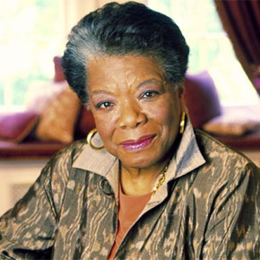 On Maya Angelou and the power of words