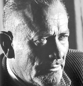 John Steinbeck: 6 tips for 'getting started' writing