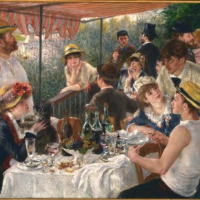 Quick write: Tapping into the genius of Renoir
