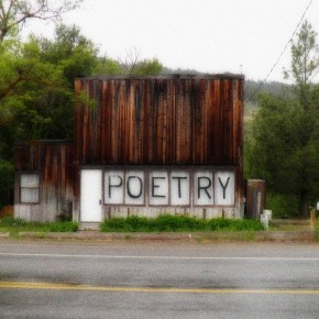 Keeping poetry real, relevant and current