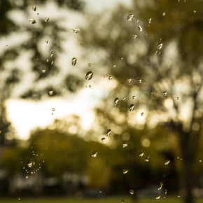 Quick write: Let the rain grow your writing